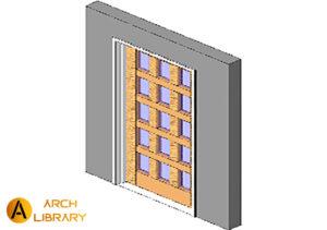 Door_K3210-Square_Karona.rfa
