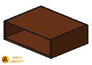 KO_Priority_Bookcase-Open_Low-Storage_Open_53K----15BCO.rfa